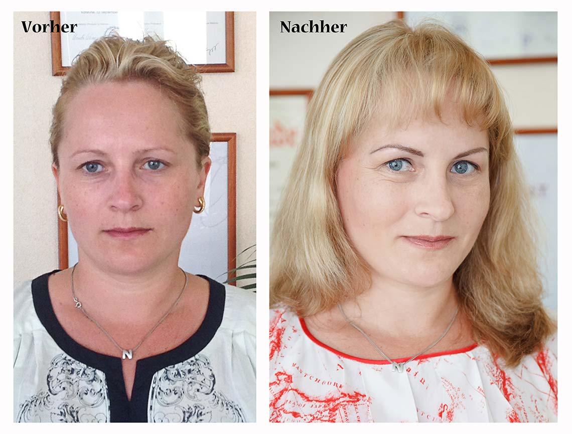 Permanent Make-up - Augenbrauen
