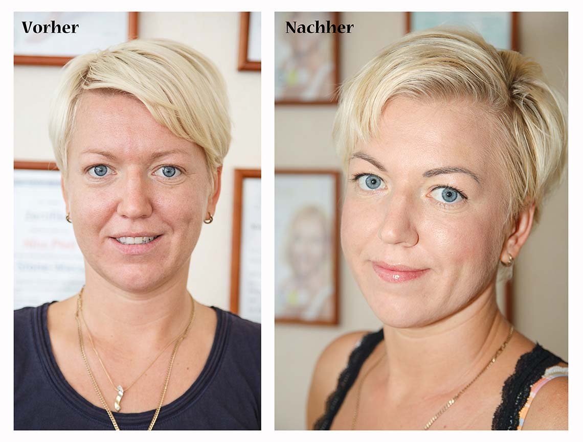 Permanent Make-up - Lippen