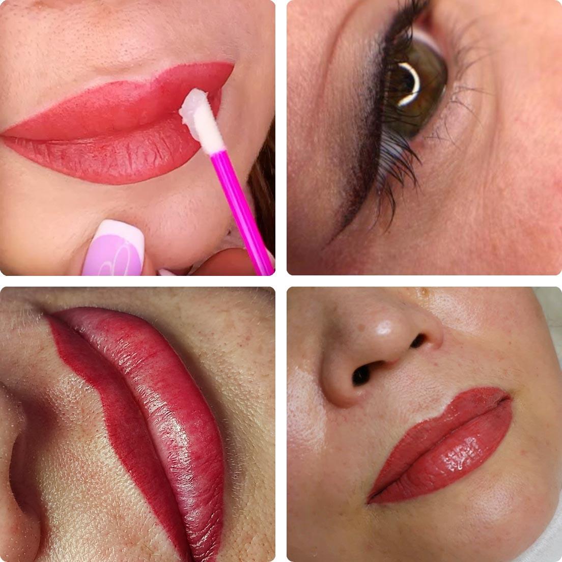 Permanent Make-up in der Kosmetik Lounge Offenburg