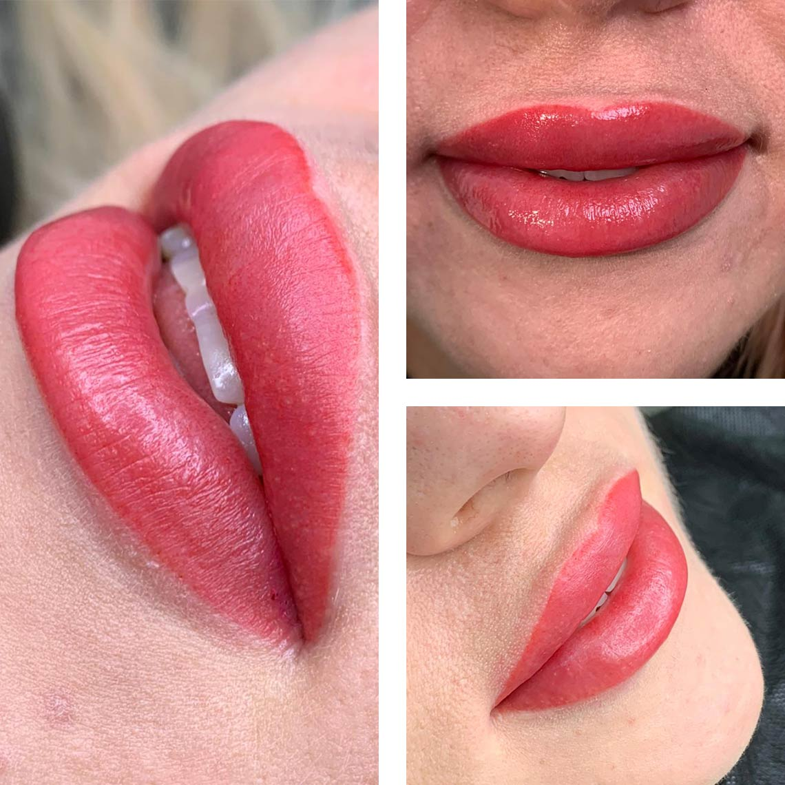 Permanent Make-up Lippen in Offenburg